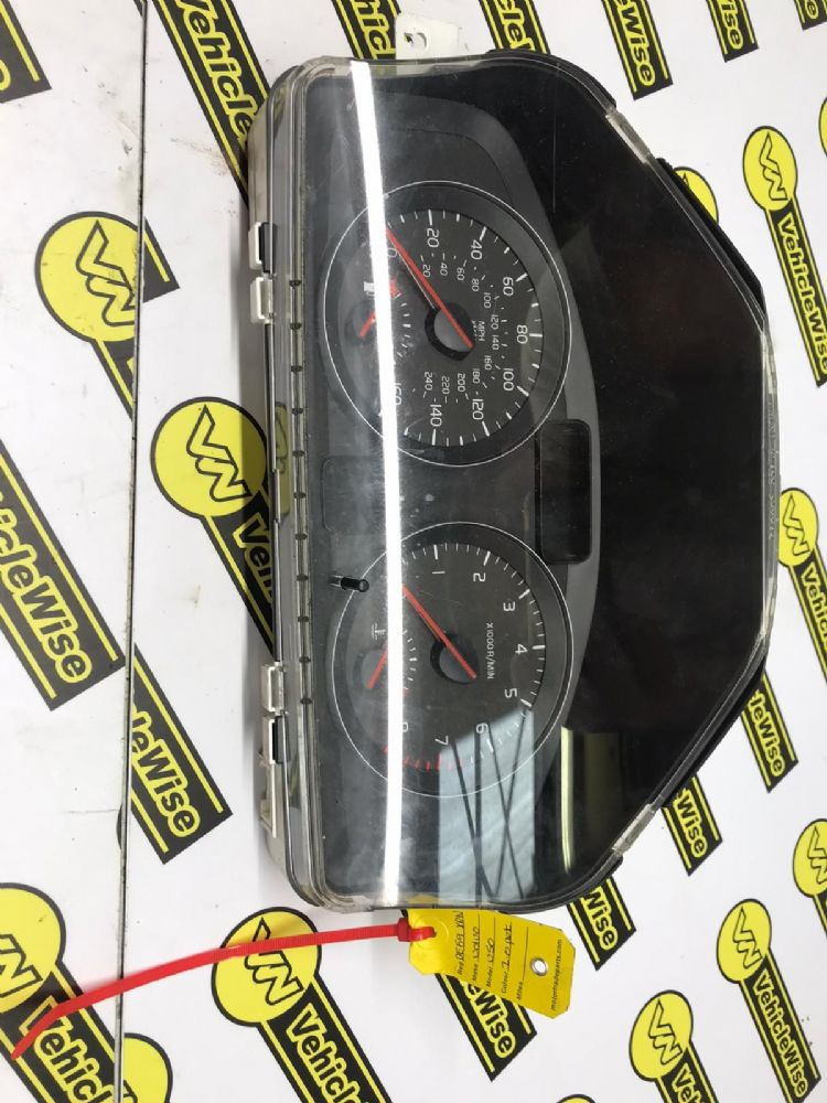 Volvo V50 Mk2 Fl 2006-2015 2.0 LITRE SPEEDO CLOCKS & REV COUNTER 31296232